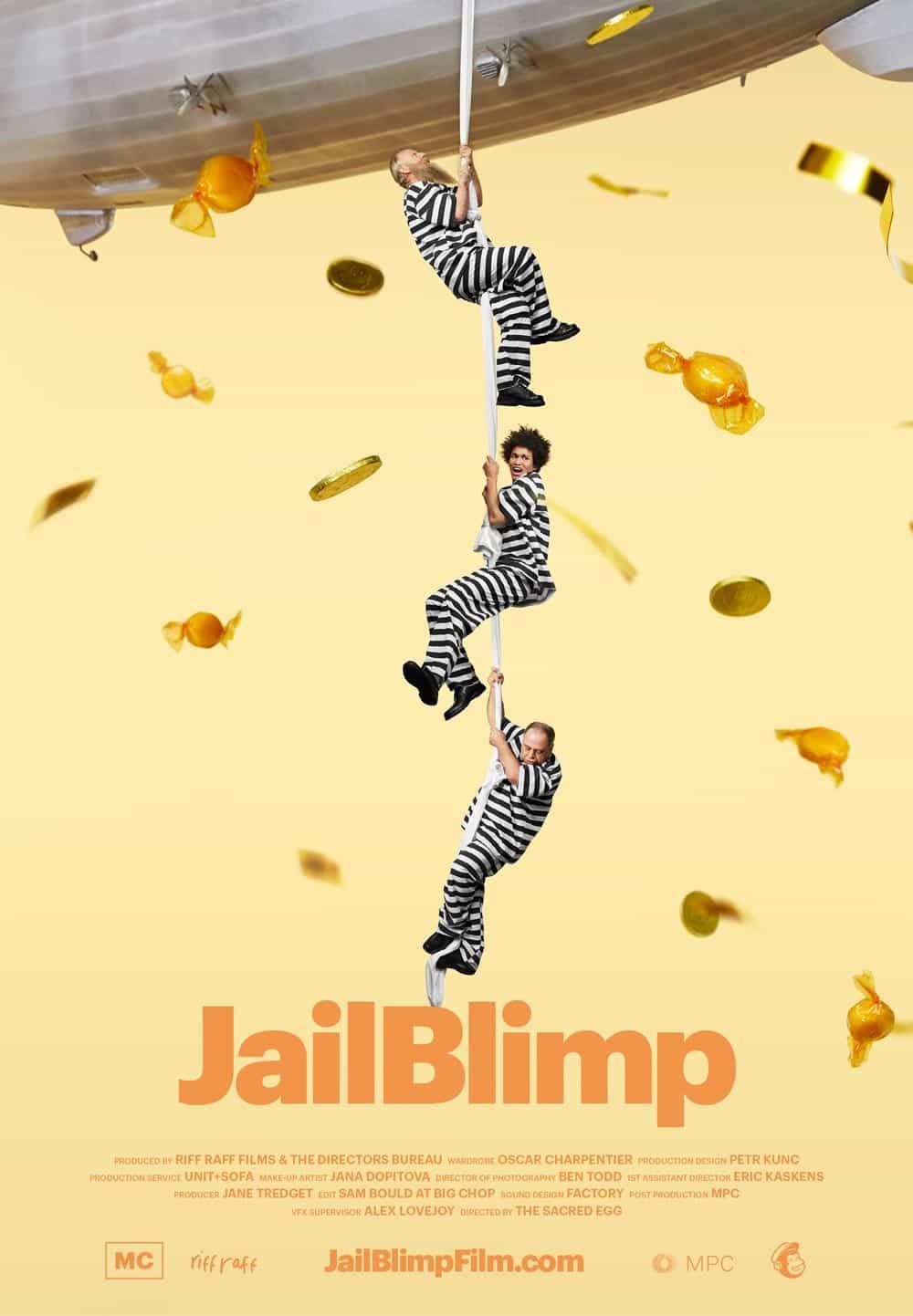 Jail blimp