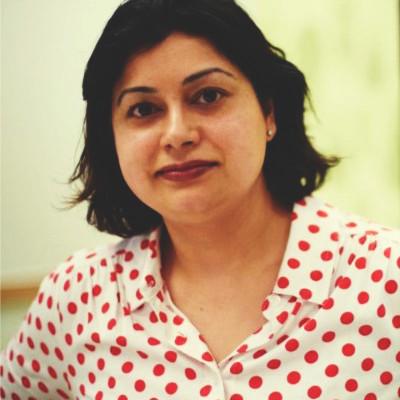 Charu Malhotra Photograph