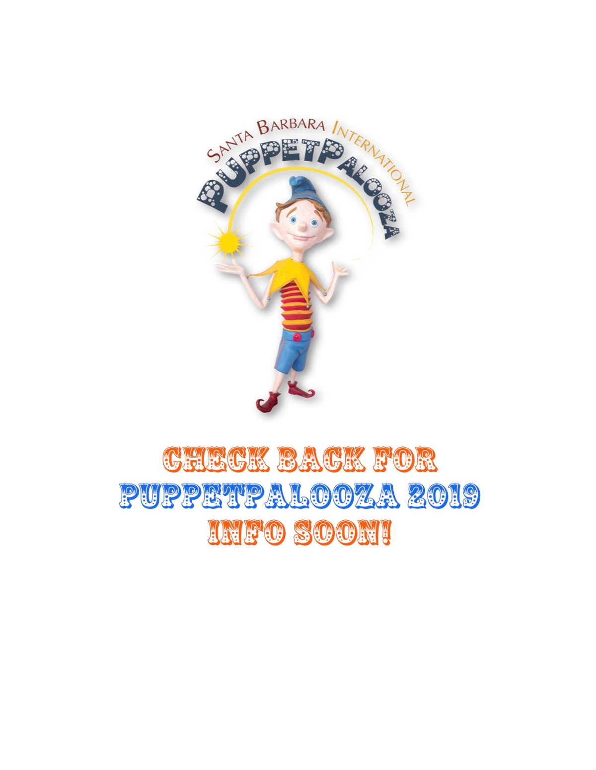 Check back for PuppetPalooza 2019 for more info!