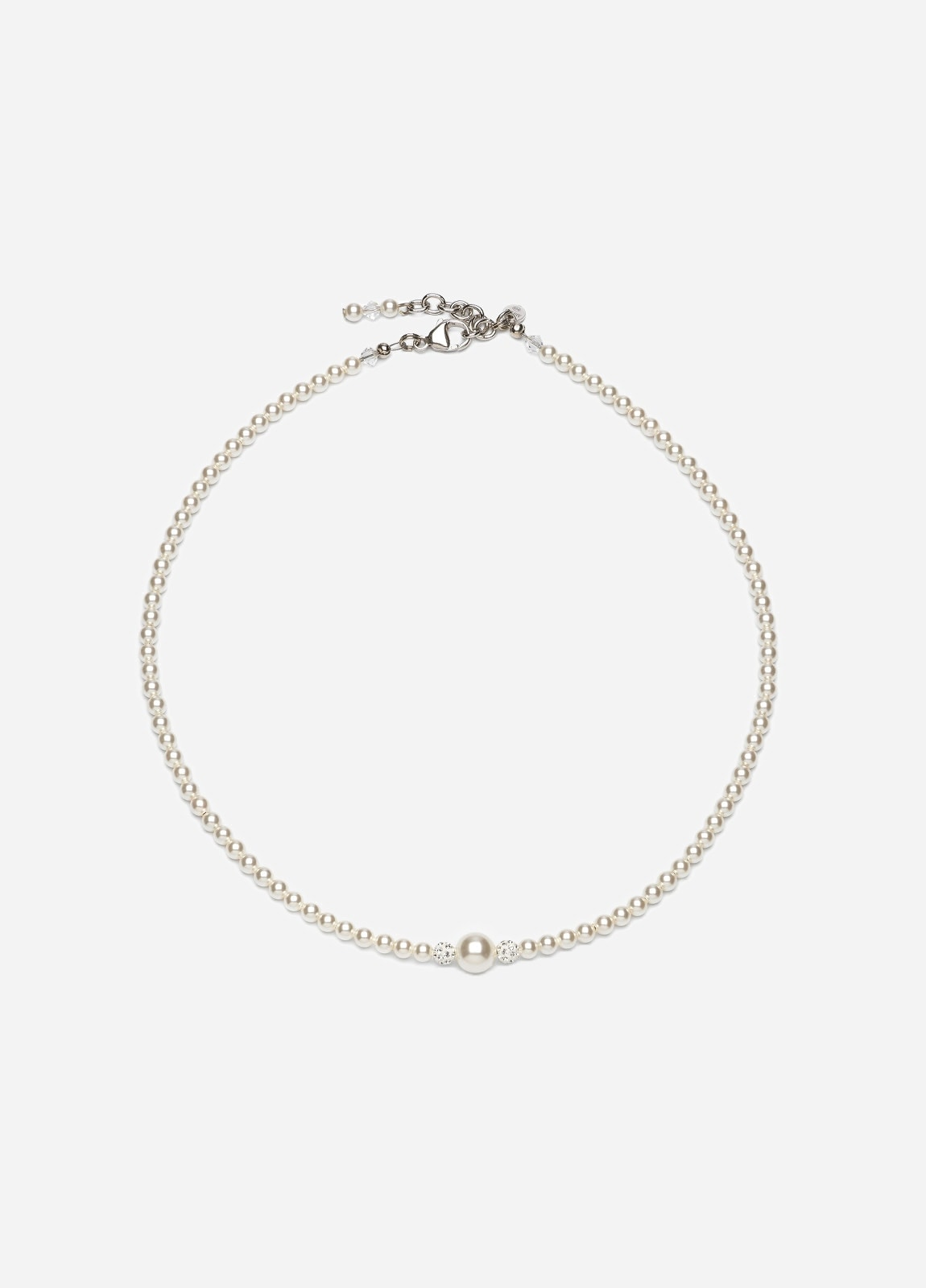 Taylor Pearl Necklace, Classic, Women,