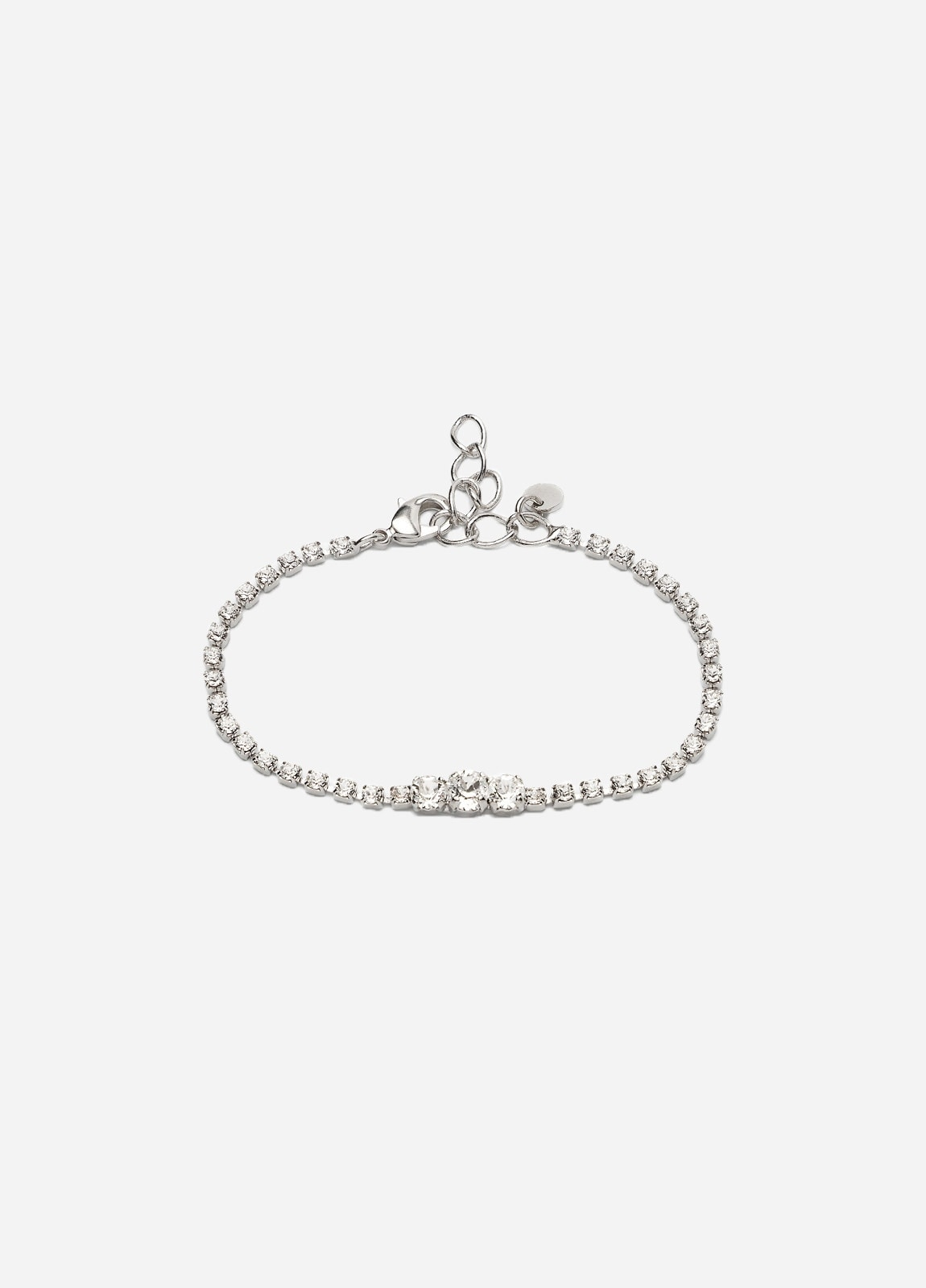 Royal Bracelet, Grande, Women, Silver