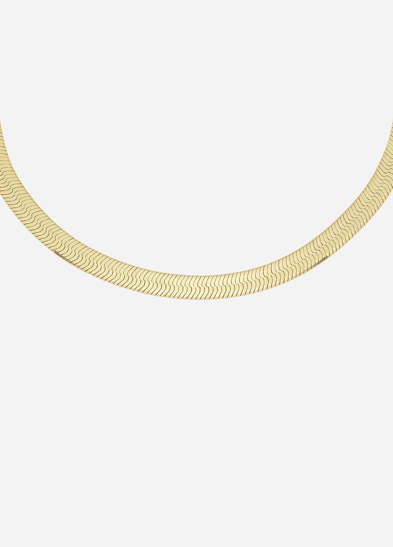 Thick Magic Necklace, Era, Women, Gold