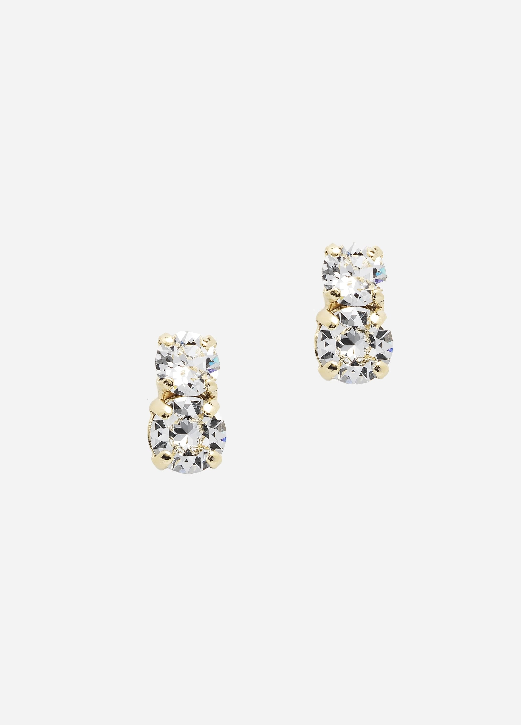 Ava Double Earrings