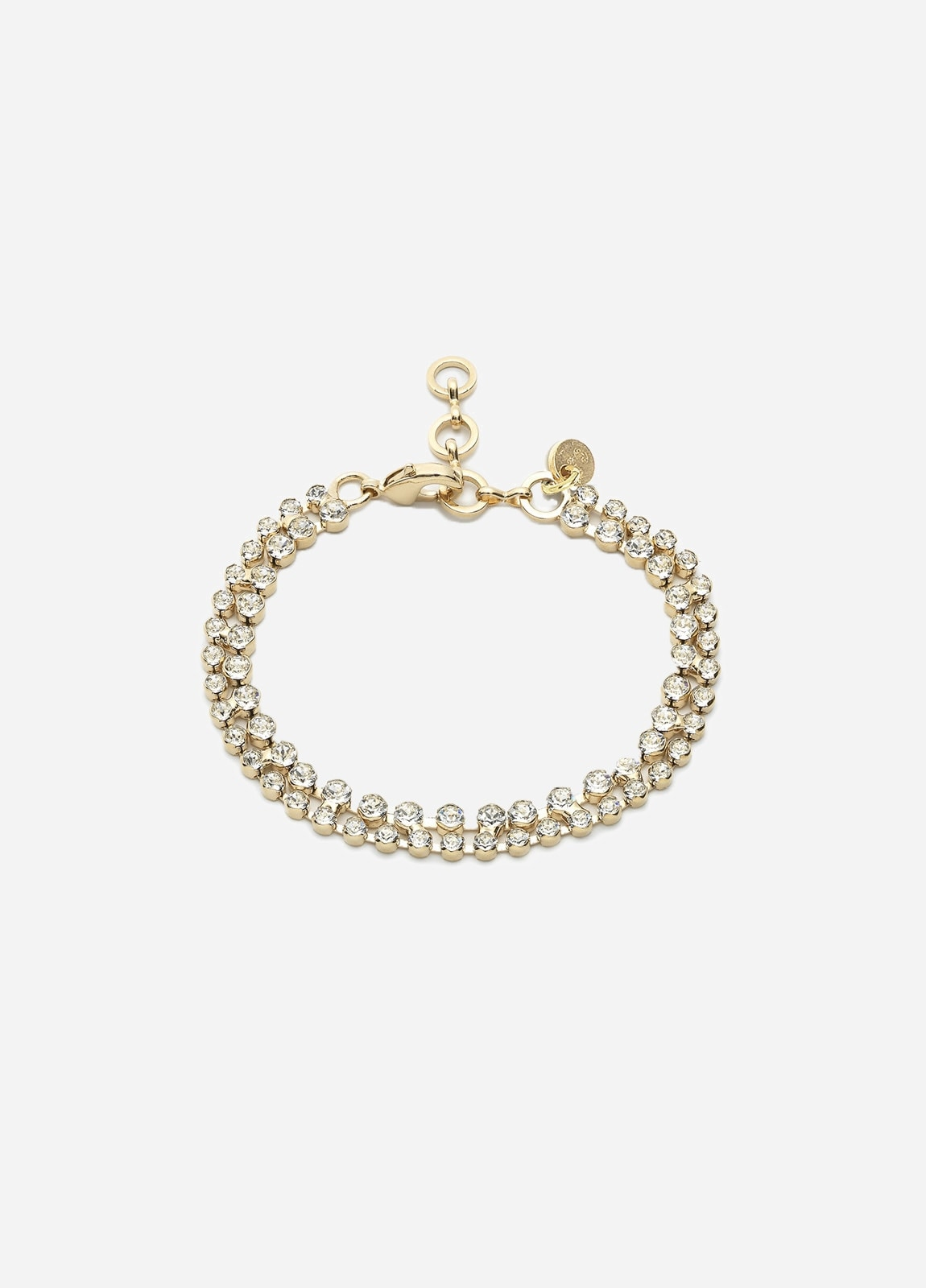Lofty Bracelet, Grande, Women, Gold