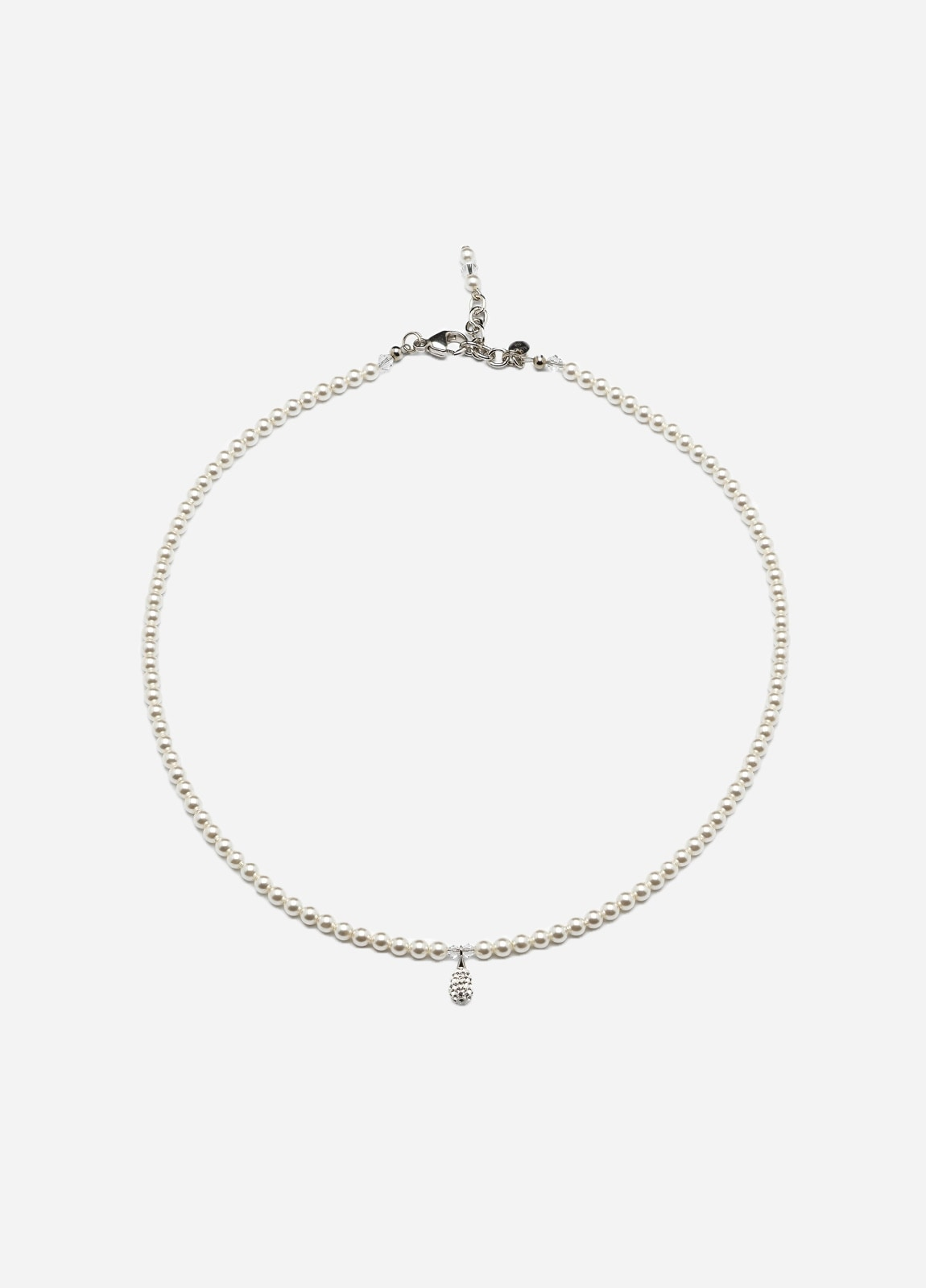 Ariana Pearl Necklace, Classic, Women,