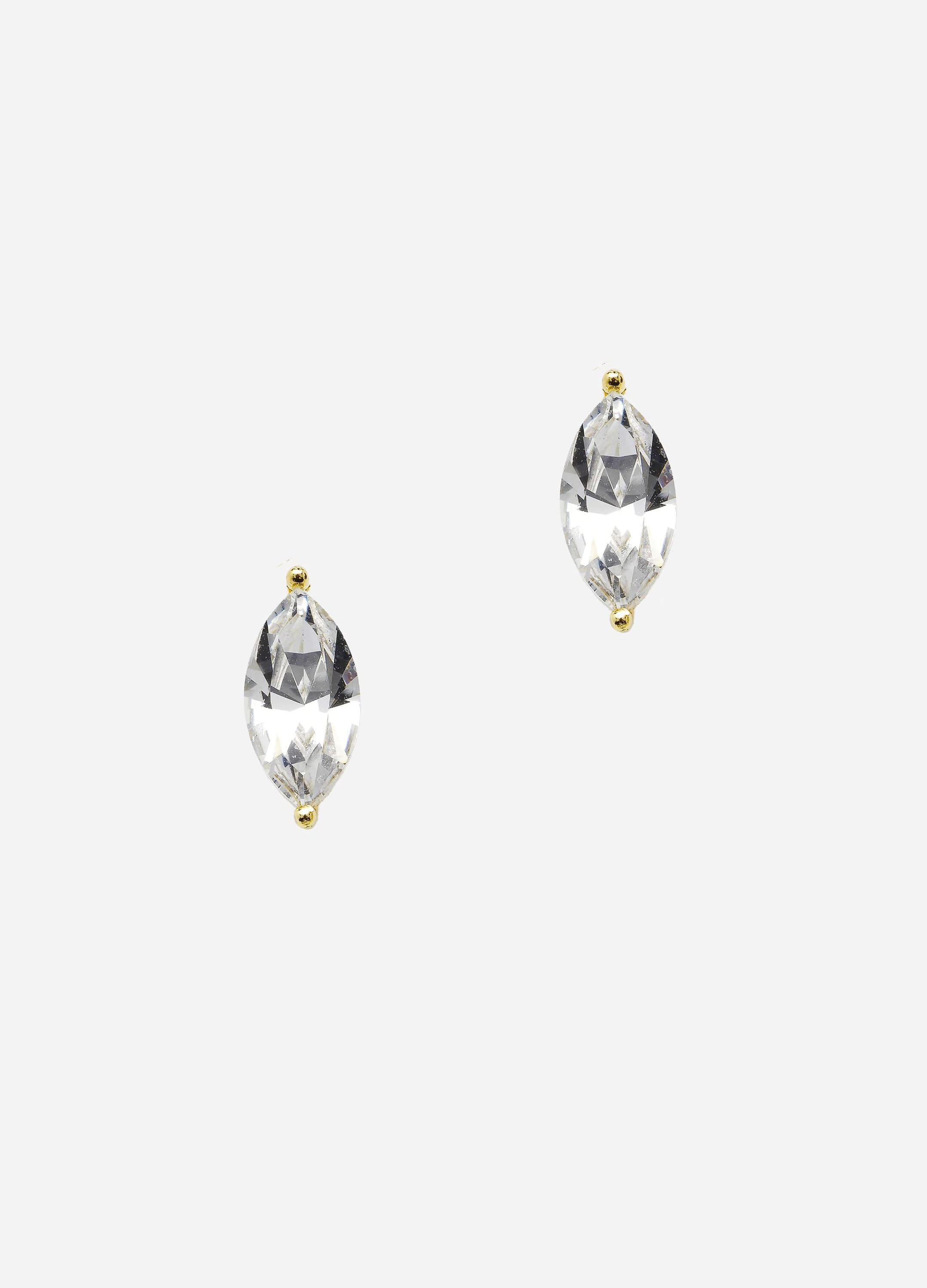 Navette Earrings