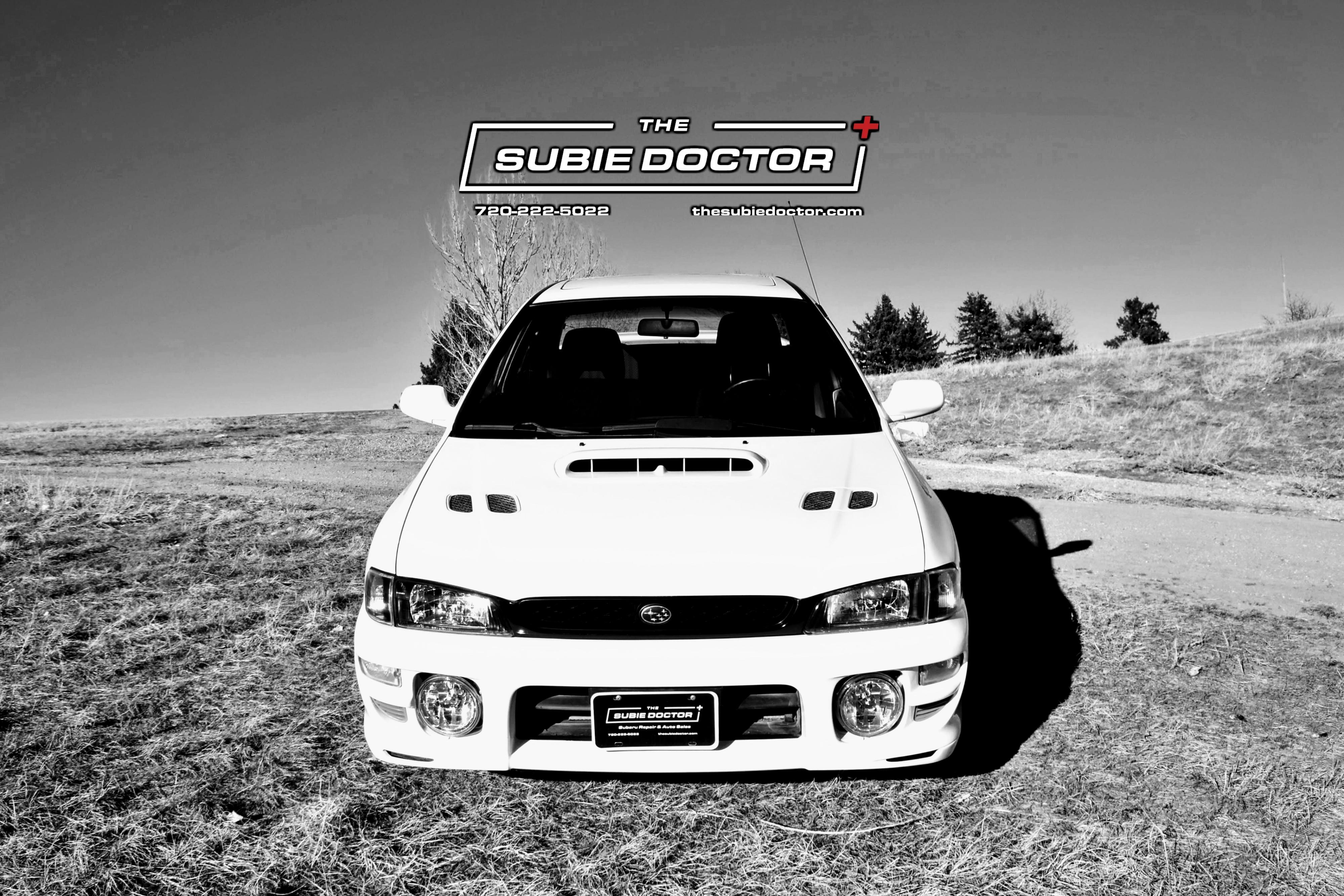 2000 Subaru Impreza 2.5 RS Sedan in Denver Colorado For Sale