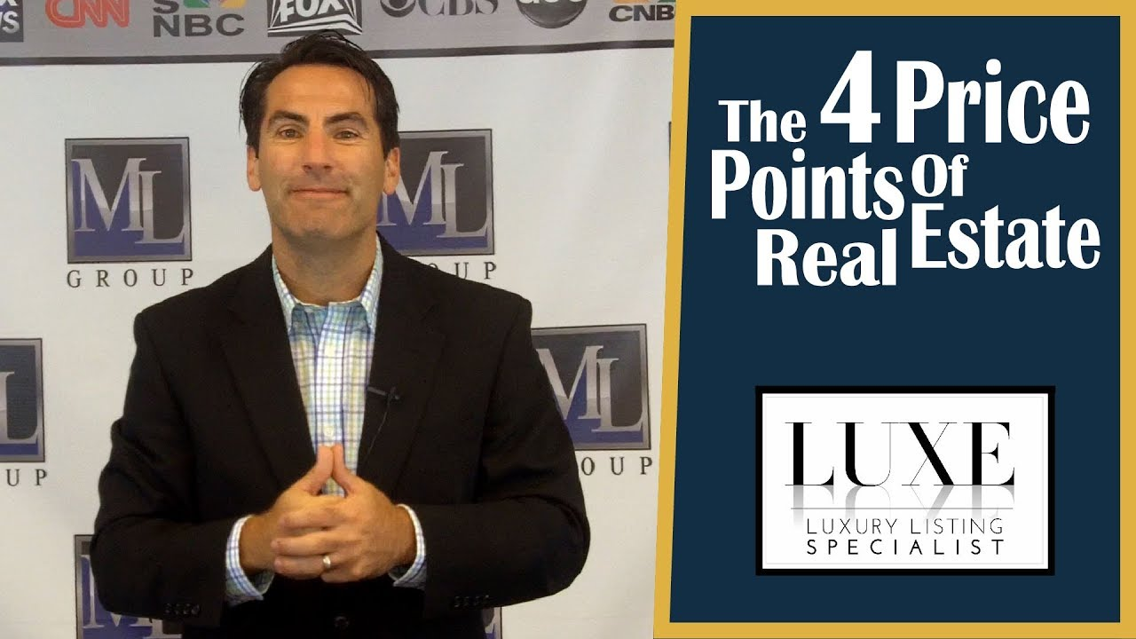 Can You Name the 4 Price Points in Your Market?