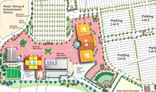 Cal Expo Facility Design