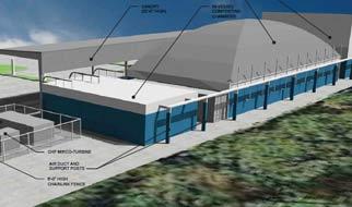 Blue Line Biogenic CNG Facility