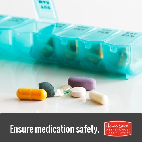 senior dispill medication holder