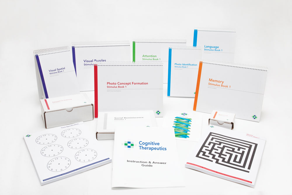 Cognitive Therapeutics Method Kit and Activities