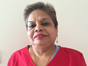 Sandy Ramlal Caregiver