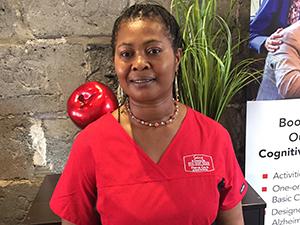 Felicia Ansah caregiver