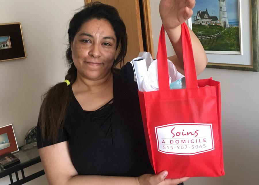 Hamida caregiver