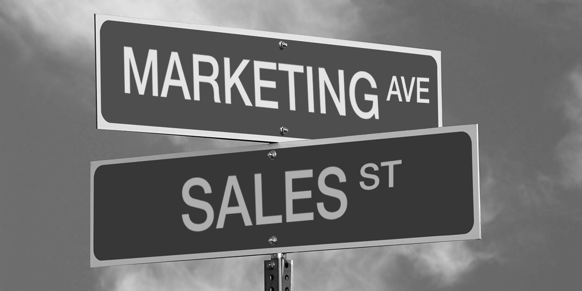 Here are steps to align sales and marketing.