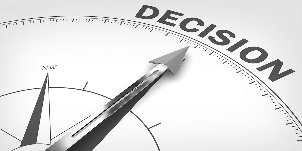 Make an informed data-driven decision