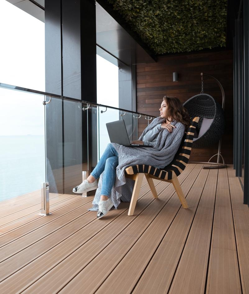 Balcony Header