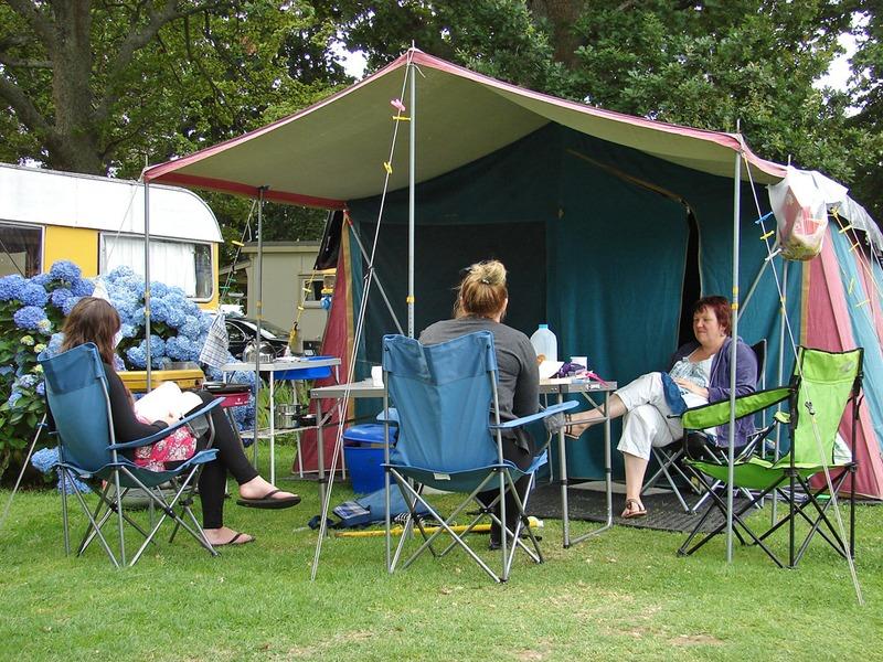 Camping Te Aroha Holiday Park