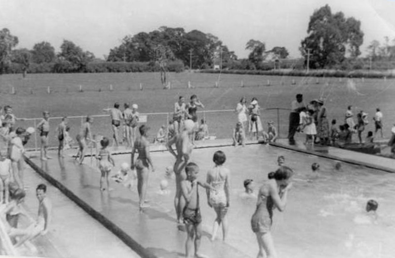Swimming Pool, Te Aroha Holiday Park