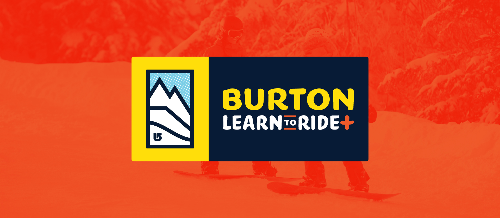 Burton Learn to ride Banner image