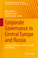 Corporate Governance in Central Europe and Russia
