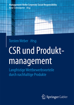 CSR und Produktmanagement