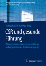 CSR und gesunde Führung
