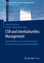 CSR und Interkulturelles Management