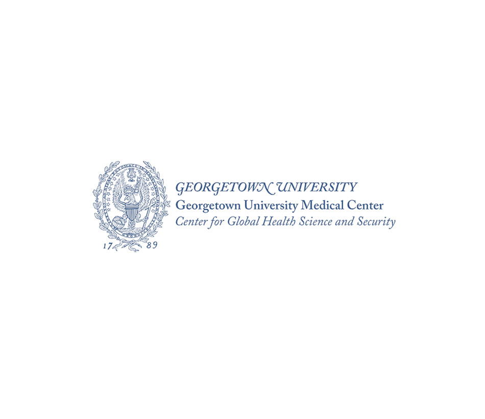 Georgetown university's center for global health and security