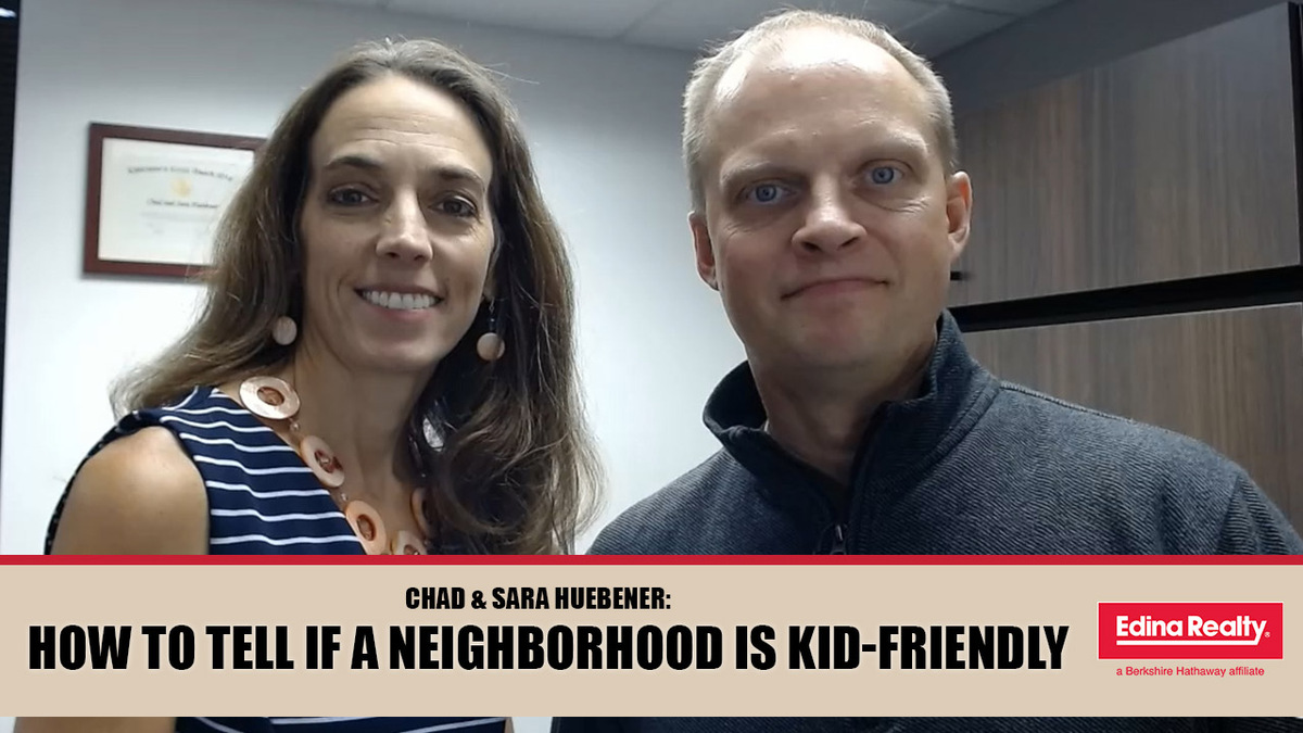 How to Determine if a Neighborhood Is Kid-Friendly