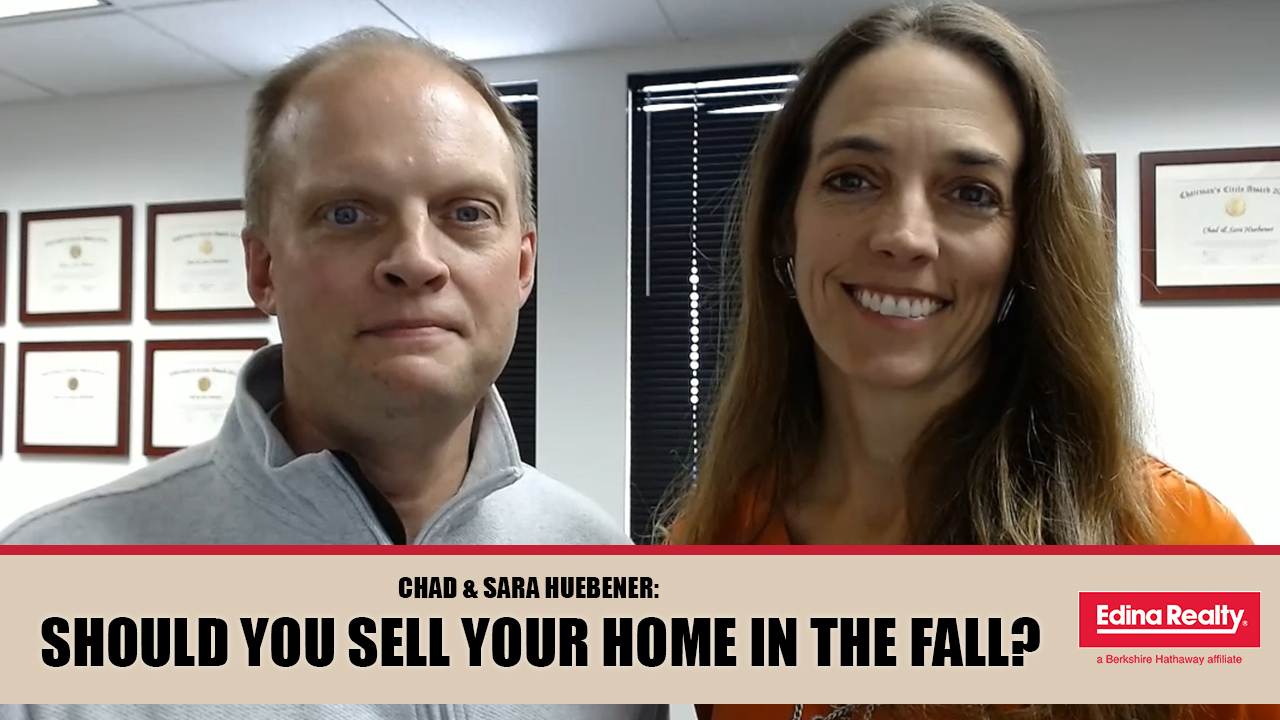 Sell a Home in the Fall vs. Spring