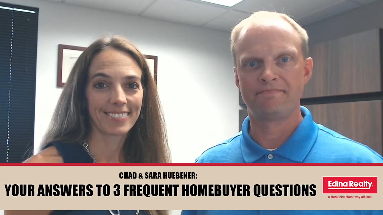Answering 3 Common Homebuyer Questions
