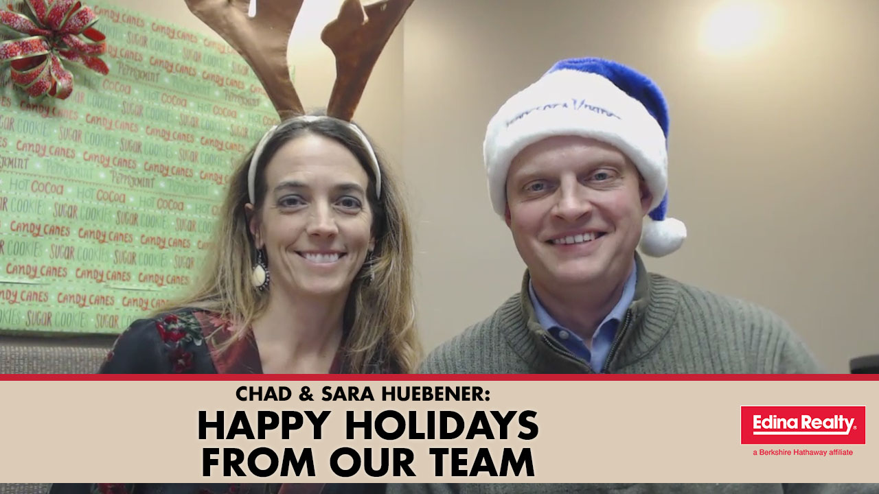 Happy Holidays From Our Team