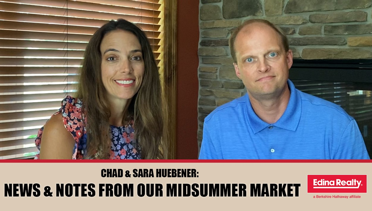Q: What's Going on in Our Market as Summer Continues?