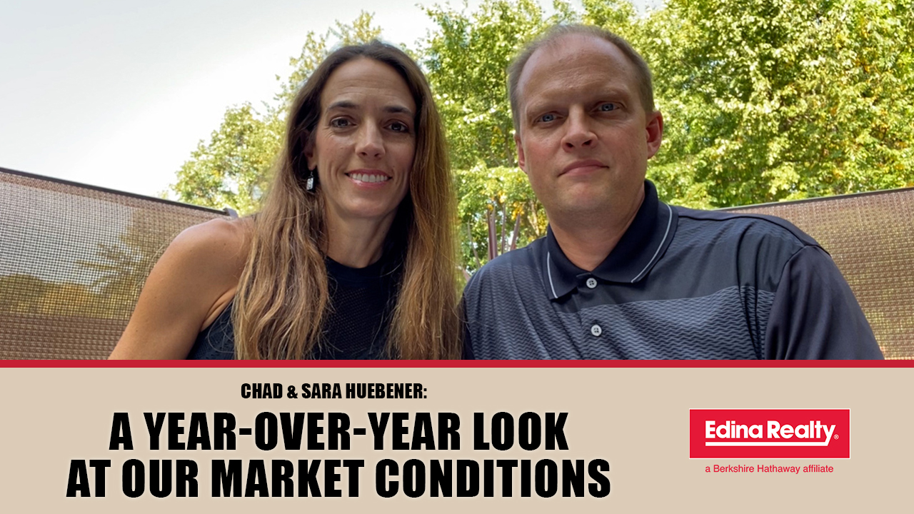 How Have Our Market Numbers Changed Year Over Year?