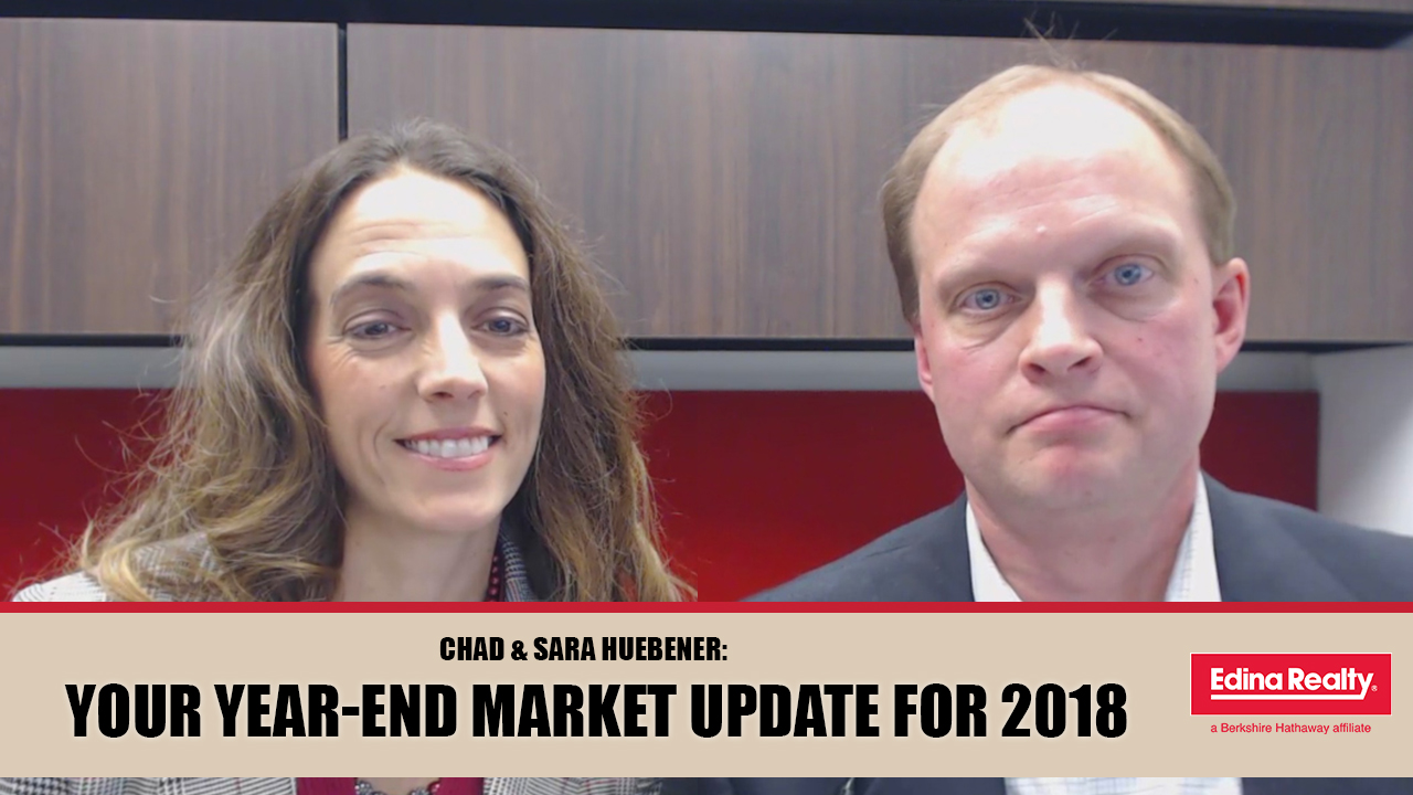 December 2018 Real Estate Market Update