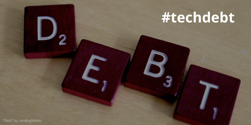What is technical debt and how can you manage it as you grow a start up
