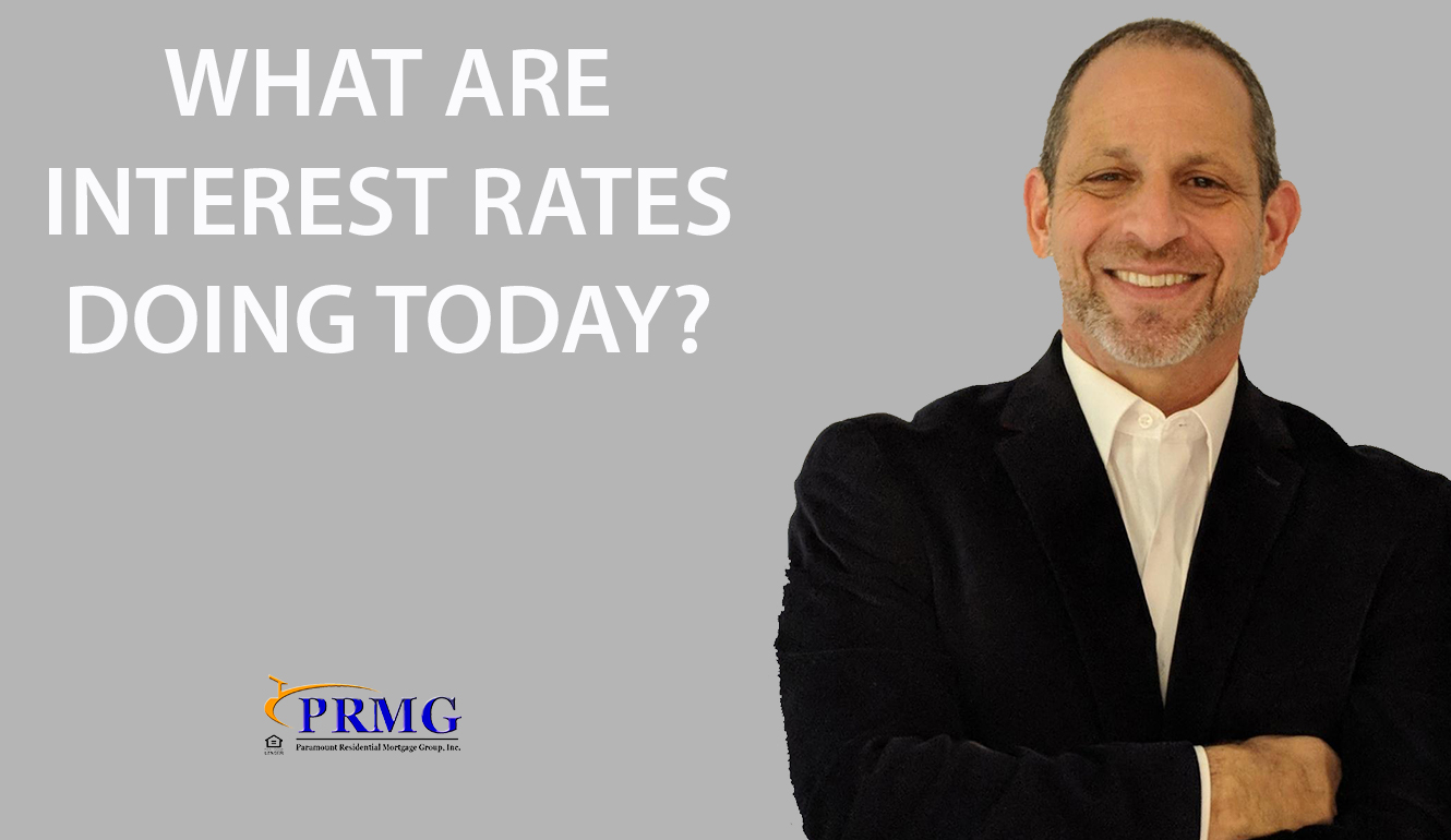 The Truth About Today's Rates & the Opportunities Before You