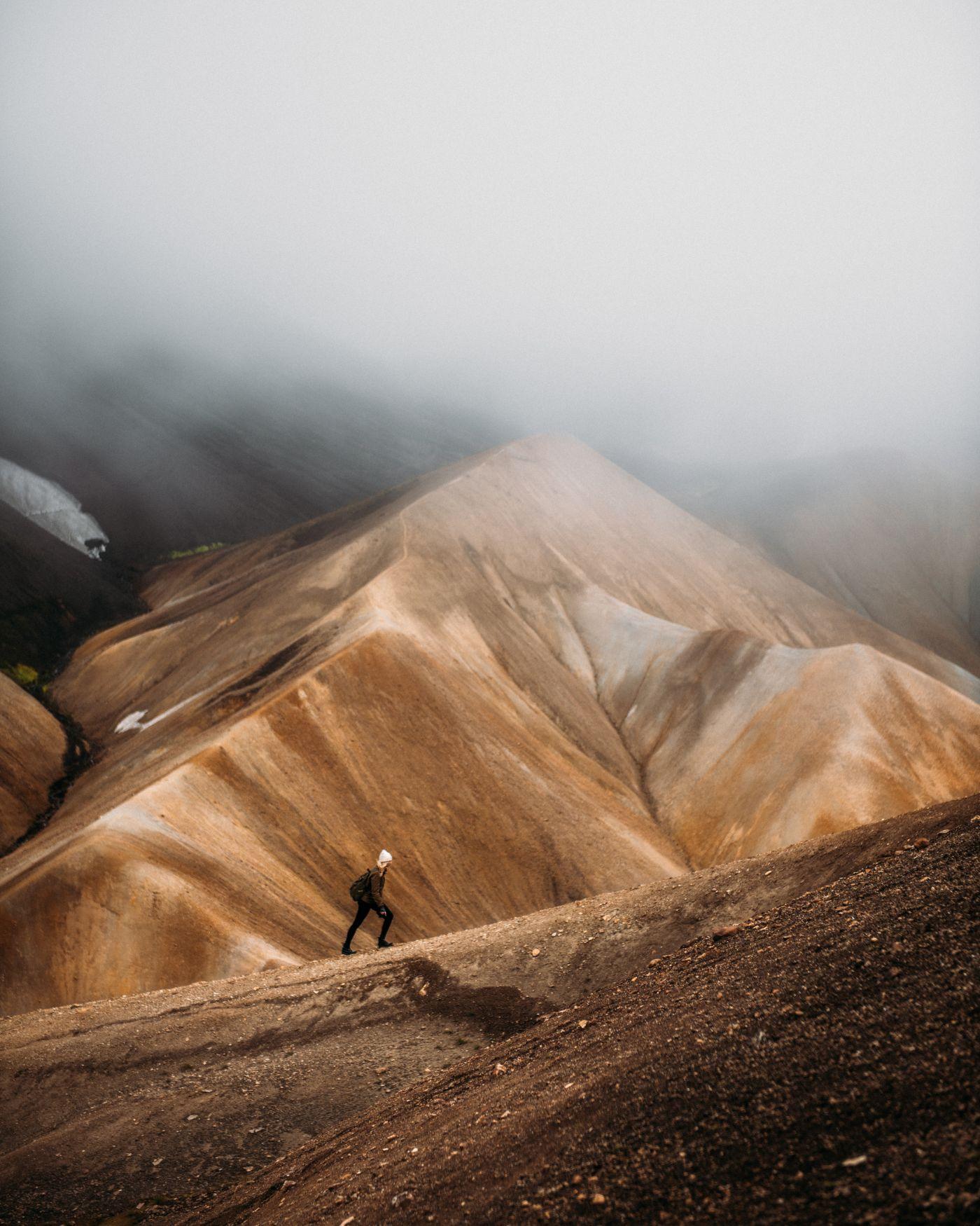 Rachel Bowler Iceland Highlands
