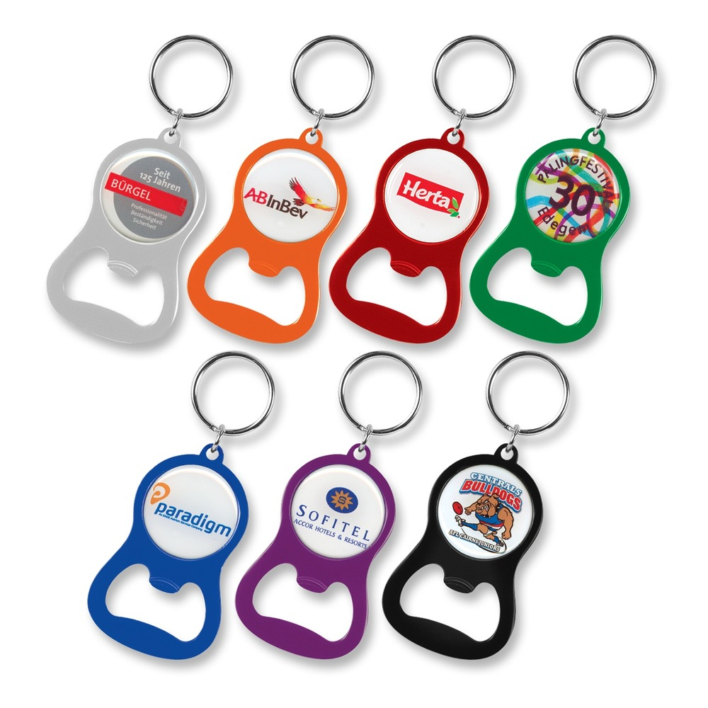 Chevron Bottle Opener250 Chevron Bottle Opener Key Ring (Resin)