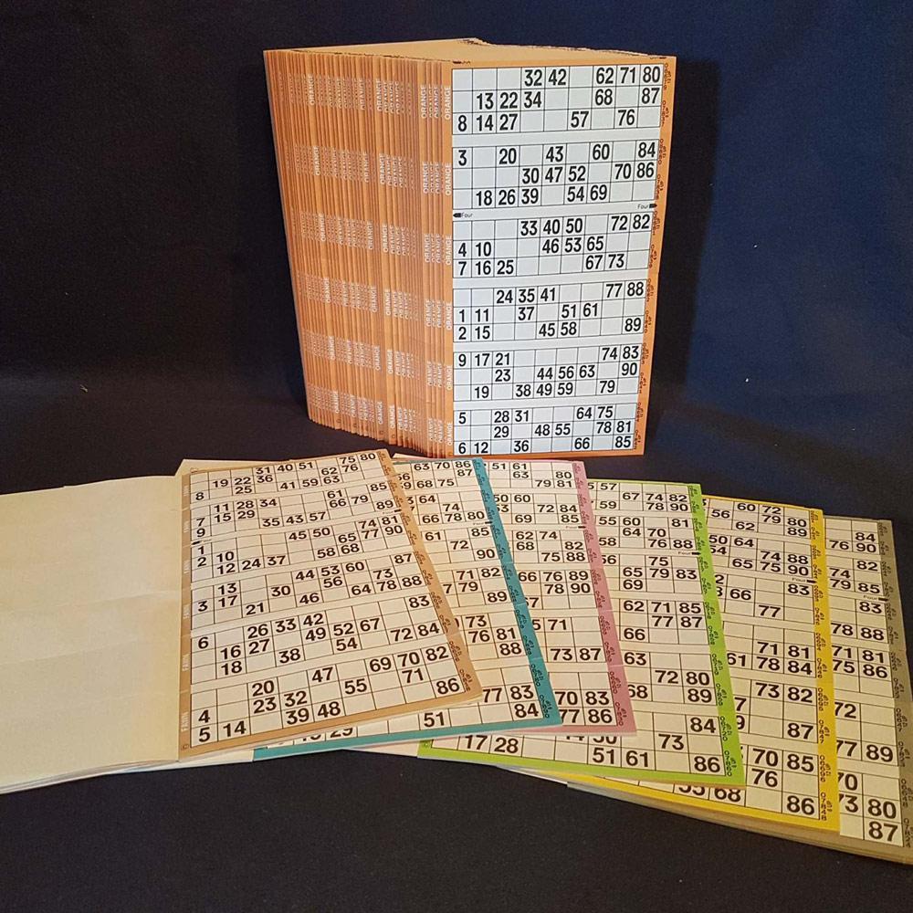 Bingo Classic 15s