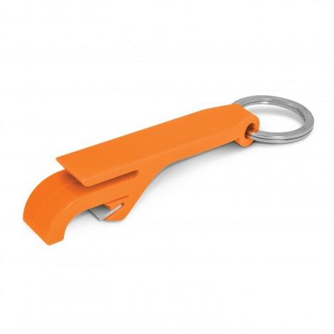 Snappy Bottle Opener - Orange