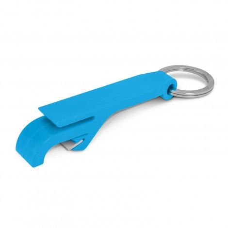 Snappy Bottle Opener - Light Blue