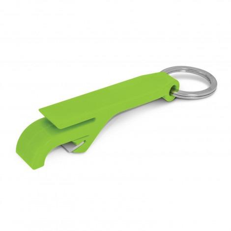 Snappy Bottle Opener - Bright Green