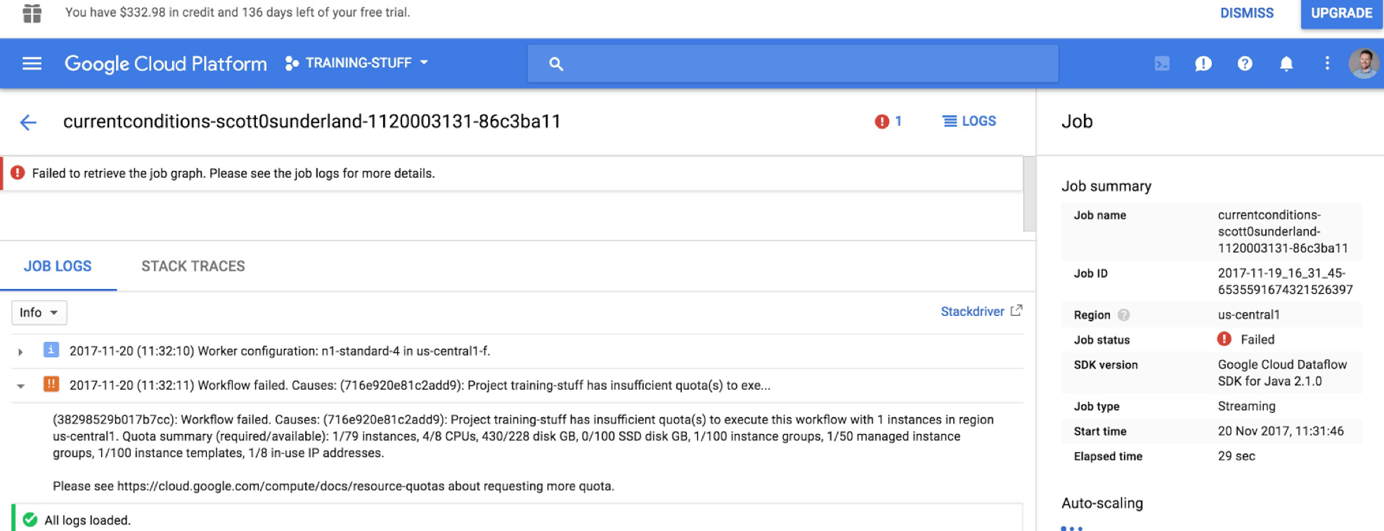 I Completed Data Engineering on Google Cloud Platform