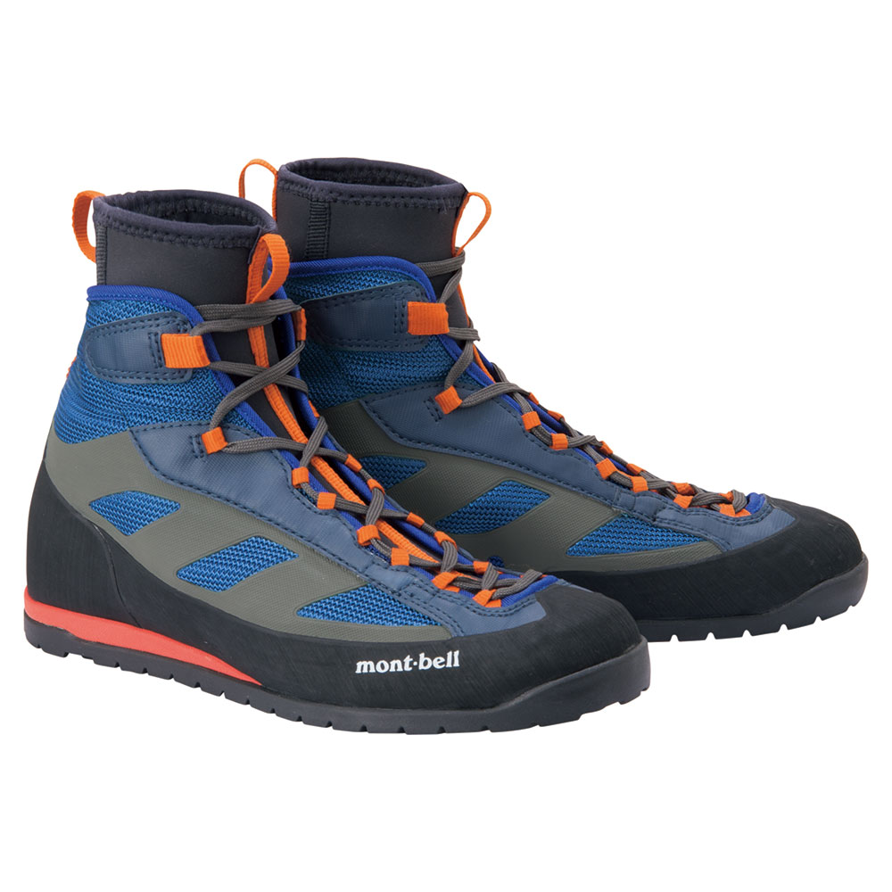 Montbell Sawer Climber canyoning shoes