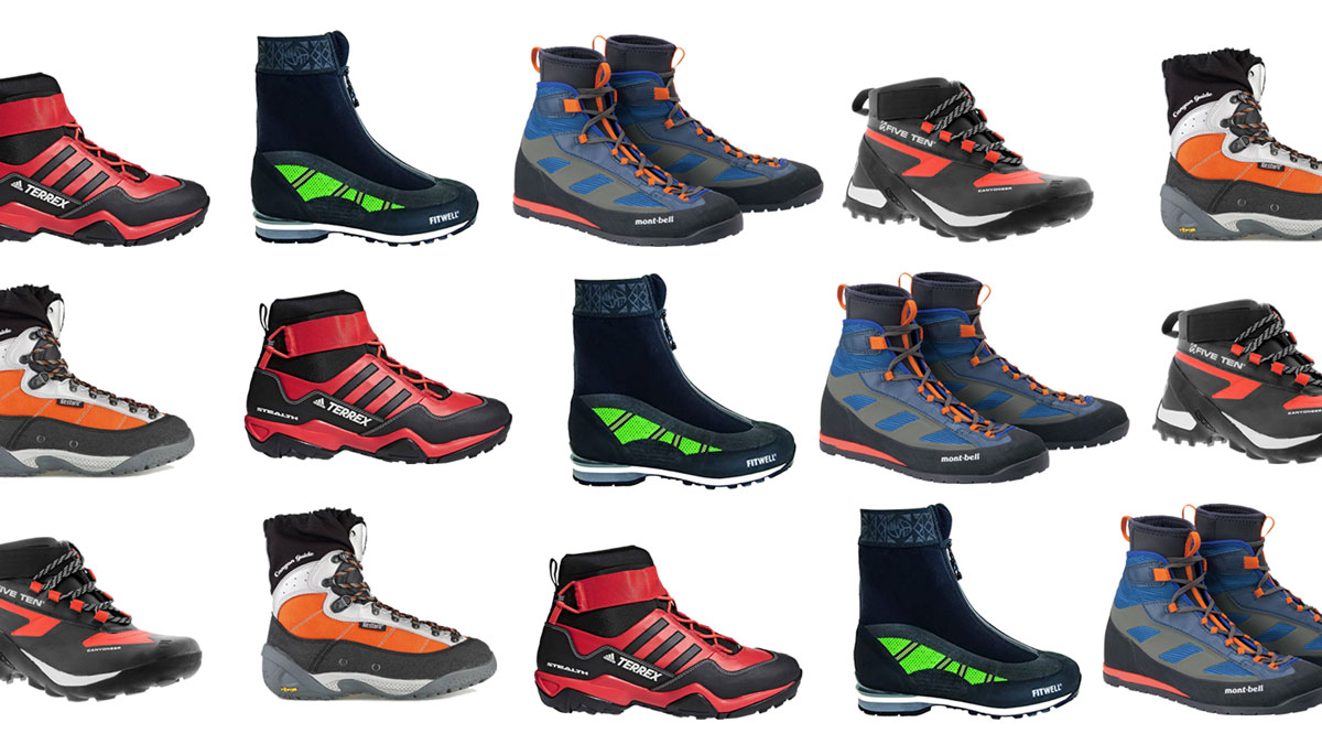 best canyoning shoes review and comparison