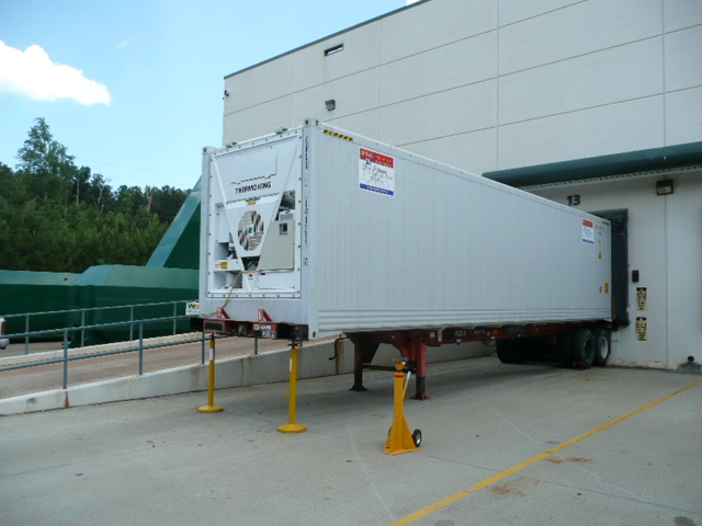 Temporary Cold Storage | Refrigerated Cargo Containers