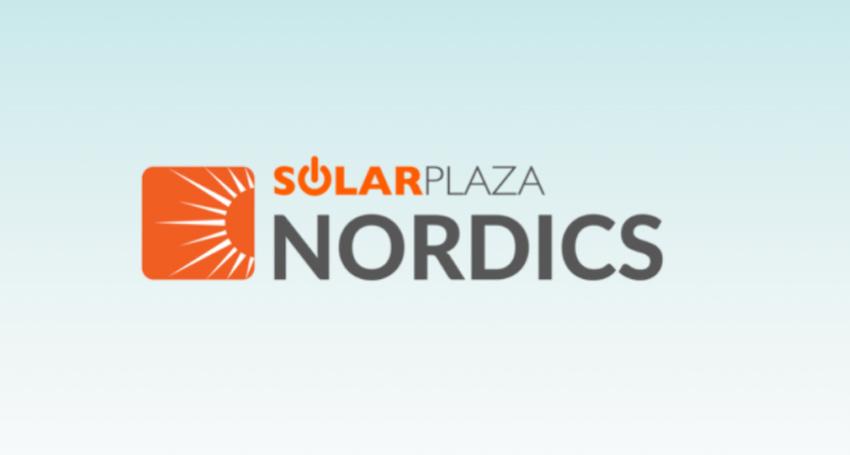 Solar Plaza Nordics - 29 April 2021